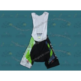 2011 Liquigas Cannondale Black Cycling Bib Shorts