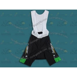 2011 Europcar Vendee Cycling Bib Shorts