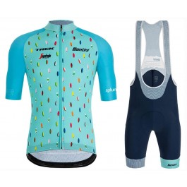 2019 Trek Richie Prote Cycling Jersey And Bib Shorts Kit