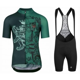 2020 Asos Fastlane Wyndymilla Menace Cycling Jersey And Bib Shorts Kit