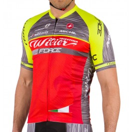 2017 Wilier Force Pro Team Cycling Jersey