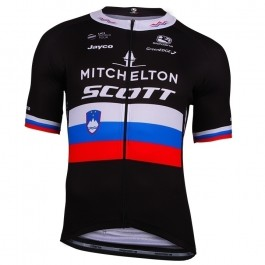 2018 Mitchelton-Scott Slovenian Champion Cycling Jersey