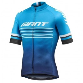 2019 Giant Race Day Blue Cycling Jersey