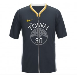 2019 Golden State Warriors Stephen Curry Cycling Jersey