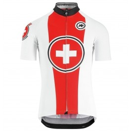 2019 ASOS Swisse Red Cycling Jersey