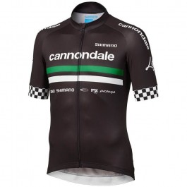 2019 Cannondale Factory Racing Black Cycling Jersey