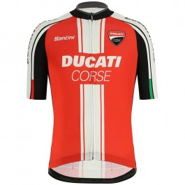 2019 Ducati Red Team Cycling Jersey