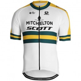 2019 Scott Mitchelton Austria Champion Cycling Jersey