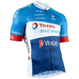 2019 Total Direct Energie Cycling Jersey