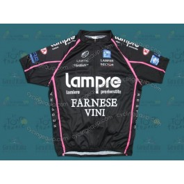 Lampre Black Cycling Jersey