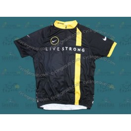 2011 LiveStrong Team Cycling Jersey