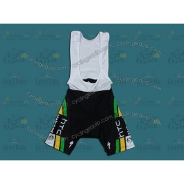 HTC Columbia 2011 Cycling Bib Shorts