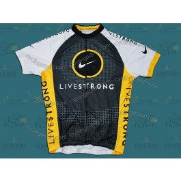 LiveStrong 2010 Cycling Jersey
