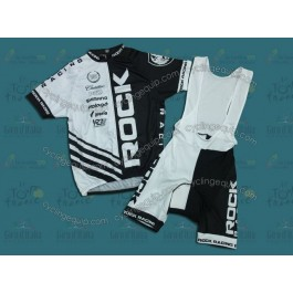 Rock Racing 2010 Cycling Jersey And Bib Shorts Set