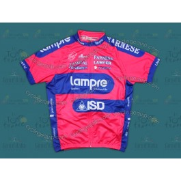 2012 Lampre ISD Cycling Jersey