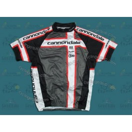 2011 Cannondale Grey Team Cycling Jersey