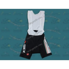 2011 Sidi Castelli Cycling Bib Shorts