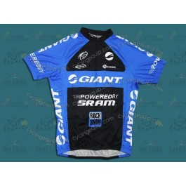 Giant 2011 Black/Blue Cycling Jersey