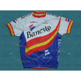 Banesto Spanish Champion Cycling Jersey