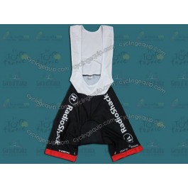 2012 RadioShack Nissan Trek SWI Champion Cycling Bib Shorts