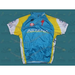 2012 Team Astana Cycling Jersey
