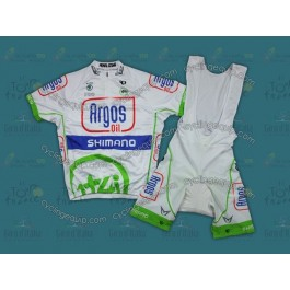 2012 Project 1t4i Argos Cycling Jersey And Bib Shorts Set