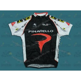 Pinarello Red Cycling Jersey