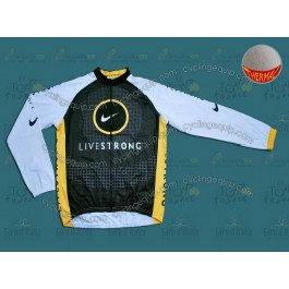 LiveStrong 2010 Thermal Cycling Long Sleeve Jersey