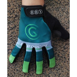 2014 Team Europcar  - Thermal long Cycling Gloves