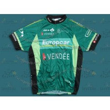 2011 Europcar Vendee Cycling Jersey