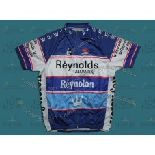 Reynolds Reynolon throwback Blue Cycling Jersey