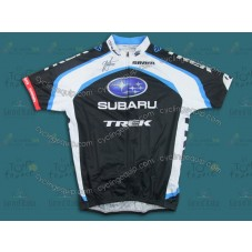 2011 Subaru Trek Black Cycling Jersey