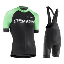 2017 Orbea Factory Team Women's Cycling Jersey And Bib Shorts Kit