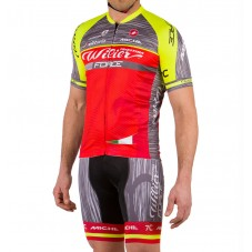 2017 Wilier Force Pro Team Cycling Jersey And Bib Shorts Kit