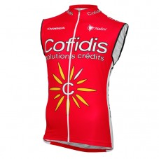 2016 Cofidis Team Cycle Vest