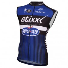 2016 Etixx-Quick Step Blue Cycle Vest