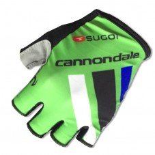 2017 Cannondale Green Gloves