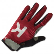 2017 Katusha Alpecin Red Thermal Long Gloves