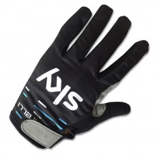 2017 SKY Black Thermal Long Gloves