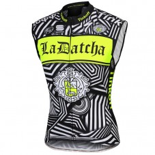 2016 Tinkoff Training Black Cycle Vest