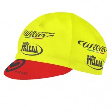 2017 Wilier Pro Yellow Cycling Cap
