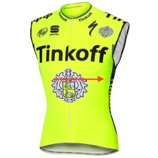 2016 Tinkoff Race Team Cycle Vest