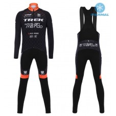 2017 Trek Selle San Marco Thermal Cycling Jersey And Bib Pants Kit