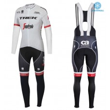 2017 Trek Segafredo Tour de France Thermal Cycling Jersey And Bib Pants Kit