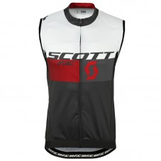 2016 Scott RC White-Black-Red Cycle Vest