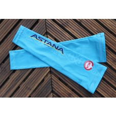 2016 Astana Blue Cycling Arm Warmer