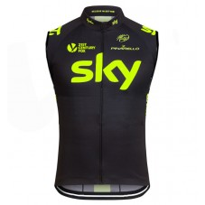 2016 Sky Team Fluo Edition Cycle Vest