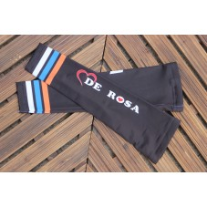 2017 De-Rosa Black  Cycling Arm Warmer