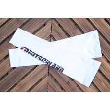 2016 Germany National Team White Cycling Arm Warmer