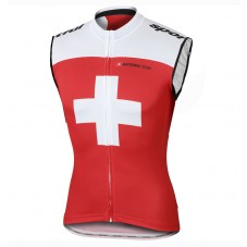 2016 Sportful Swiss Red Cycle Vest